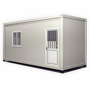 Buy cheap 20 40ft Prefab Shipping Container House from wholesalers
