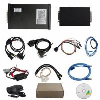Wholesale Newest V2.47 KESS V2 V5.017 Auto ECU Programmer Master Version with Reset Button For Both Car and Trucks from china suppliers