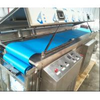 Quality SSS304 Material Chocolate Coating Machine With Physic Button Control for sale