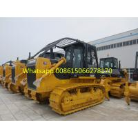 Wholesale Forest bulldozer logging Shantui SD22F crawler dozer with bush canopy and winch from china suppliers