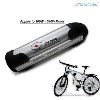 Wholesale Waterproof 36V E Bike 36 Volt Battery , Electric Bike Water Bottle Battery from china suppliers