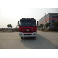 Wholesale 380HP Engine Power Motorized Fire Truck With Water Pump Transmission System from china suppliers