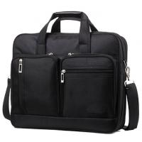 Wholesale Black Color Men Laptop Messenger Bags Oxford Material Custom Color With Logo from china suppliers
