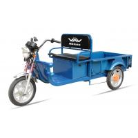 Wholesale 700W Electric Assist Tricycle , Aowa Heavy Duty Adult Tricycle Speed 30Km / H from china suppliers