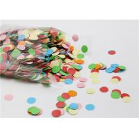 Wholesale Small Round Gummed Paper Spots Bio - Degradable For Handwork Party Decoration from china suppliers
