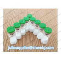Buy cheap High Quality Whte Powder Injectable Peptide Hormone GDF 8 / Myostatin For Muscle from wholesalers