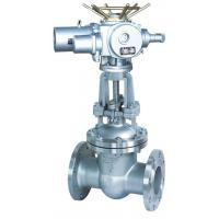 Wholesale Air Actuated Resilient Seated Gate Valve Iron Coating EPDM / NBR Wedge from china suppliers