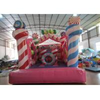 Wholesale Kindergarten Baby Small Inflatable Bounce House , Inflatable Jumping Castle 3.5 X 4.5 X 4m from china suppliers
