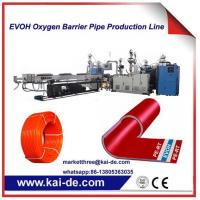 Multilayer PEX EVOH Oxygen Barrier Pipe Extruder Machine Supplier China 20 Years Experience
