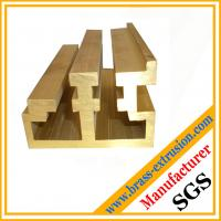 China manufacturer brass profiles for building material