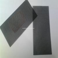 Wholesale 99.95% High temperature molybdenum wire mesh Mo1,Mo2 from china suppliers