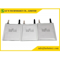Wholesale 200mah Flat Lithium Battery CP084248 3.0v For Medical Solution from china suppliers