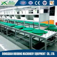 Wholesale Belt Type Production Line Conveyor Systems Good Hardness For Industry from china suppliers