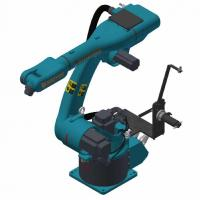 Wholesale Sooyee Advanced 6 Axis Robot , Vertical Mini Robot Arm For Partners from china suppliers