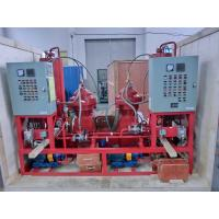 Wholesale High Efficiency Electric Oil Separator Unit with PLC Auto Control from china suppliers