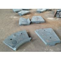 China Cr-Mo Alloy Steel Casting of Discharge End Liners  for Ball Mill Parts wholesale