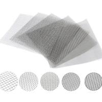 Wholesale 100 Mesh Inconel 600 625 Fine Woven Wire Mesh Filter Screens 0.15 - 2mm Aperture from china suppliers