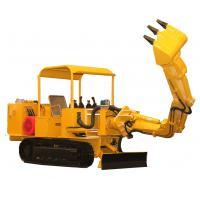 WPZ-30/400 Underground Roadway Maintenance Machine with gethering, breaking and raising functions