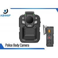 China Remote Control Wearable Body Cameras WIFI GPS Optional Light Weight on sale