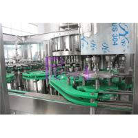 Wholesale Monoblock 3 in 1 Hot Filling Machine suitable for juice bottling from china suppliers