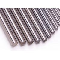 China 310 310S Cold Rolled Steel Round Bar , Stainless Steel Round Rod For Chemical Industry on sale