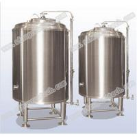 Wholesale 2000L polished stainless steel bright beer tank from china suppliers
