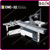 Buy cheap CNC-32 horizontal sliding table panel saw machine 3200mm for funiture making from wholesalers