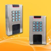 Wholesale High Performance 125khz Proximity Card Reader With Keypad / Alarm Function from china suppliers