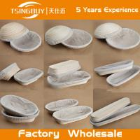 Wholesale 100% natural canne Banneton Basket in bread making accessories dough rising basket banneton, brotform from china suppliers