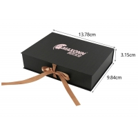 Wholesale Recycled Cardboard PMS 350gsm Foldable Paper Gift Boxes CMYK from china suppliers