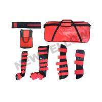 Wholesale Medical Foam First Aid Product Fracture Splint Set For Rescue Wounded Patients from china suppliers