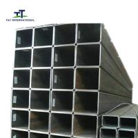 Wholesale 100x100mm SHS Square Steel Pipe Simple Structure Cold Rolled Formed from china suppliers