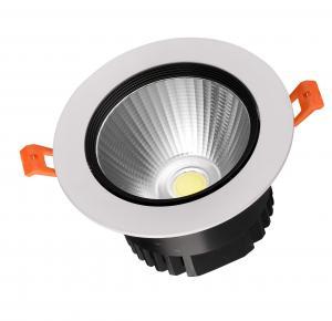 China 65~80lm/w 12w COB LED Downlight wholesale