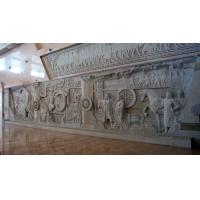 Wholesale Stone relief project for museum from china suppliers