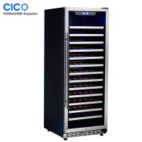 Wholesale Commercial Compressor Wine Cooler / Quiet Built In Wine Cooler OEM Service from china suppliers