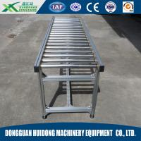 Wholesale Fire Resistant Adjustable Lineshaft Roller Conveyor For Transport Goods from china suppliers