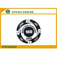 Wholesale Large Funny Rounders World Tournament Poker Chips With Values 100 from china suppliers