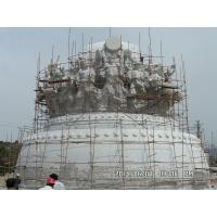 Wholesale Drum sculpture for city center from china suppliers