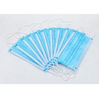 Wholesale School Disposable Non Woven Antiviral Face Mask Melt Blown Fabric Protective from china suppliers
