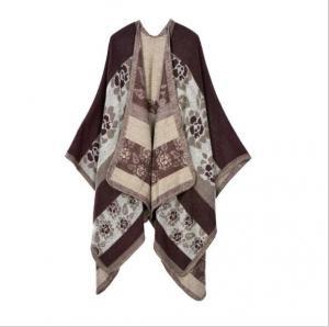 Quality Wholesale good quality new design Europe style elegant shawl for sale