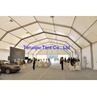 China Aluminum Alloy Industrial Canopy Tent Strengthened Include Door And Window on sale