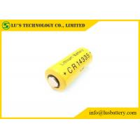 Wholesale Long Shelf Life 2 3 Aa Lithium Battery / Non Rechargeable Battery CR14335 800mah from china suppliers