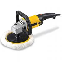Quality professional cost effective 180mm 1200w hand clean car electric polisher for sale