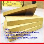 Wholesale Rigid Rock wool board 200kg/m3/rock wool slab from china suppliers