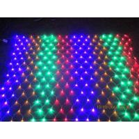 Wholesale commercial outdoor rgb led net from china suppliers