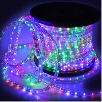Wholesale led rope light rgb 220V/110V from china suppliers
