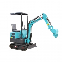 Wholesale Rotary Arm Excavator 1T 2T Mini Digging Machine from china suppliers