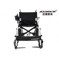 Fashionable Design Lightweight Electric Folding Wheelchair For Old Person