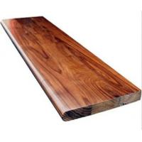 Wood Stair Treads Stairs Treads: 20-38mm Asian Walnut Solid Wood Stair Treads Of Item 103497551
