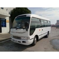 Wholesale Big Passenger Coaster Star Travel Buses Durable Red With 19 Seats Capacity from china suppliers